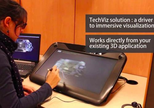 TechViz for zSpace