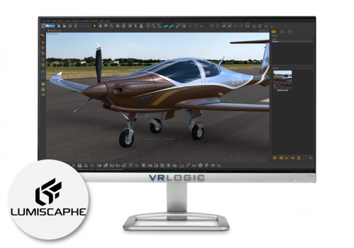 Lumiscaphe - Patchwork 3D Suite