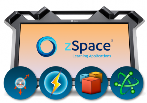 zSpace - Learning Applications